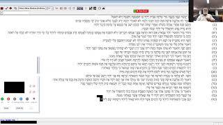 """ספר שמואל א: פרק א (כ""""ב בתמוז תש""""פ)"""