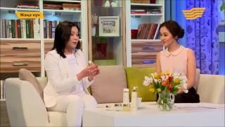 Oriflame в утреннем шоу «Жаңа Күн», канал Хабар, эфир от 24 марта 2017