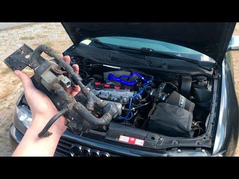 N249 Valve Delete / Bypass 1 8T VW / Audi / SEAT / Skoda