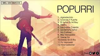 Miel San Marcos - Popurri (Jubilo Y Gozo Con El Señor) - Música 2018