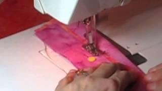 Landscape Quilt - Part 2 - Sewing