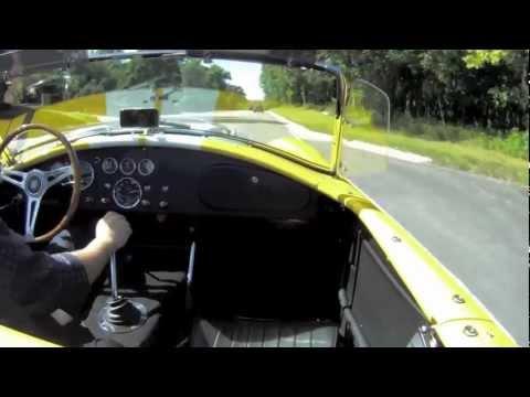 Test Drive: 1965 Superformance Cobra