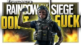 HOW TO NOT SUCK WITH Valkyrie in Rainbow Six Siege!