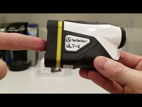 TecTecTec ULT-X Golf RangeFinder With Slope, Vibration, Flag Seeker Review – Best Golf Rangefinder