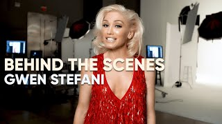 November Cover Shoot with Gwen Stefani   Behind the Scenes   SHAPE