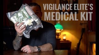 What's in Vigilance Elite's EDC Medical Kit?