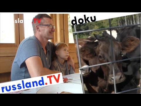 Schweizer Ökobauer in Russland [Video]