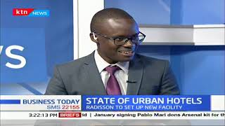The state of urban hotels in Kenya | Business Today
