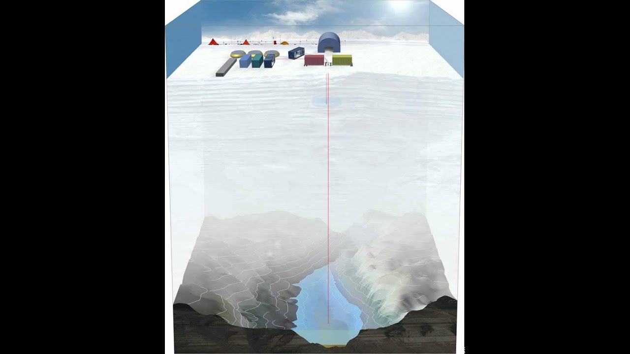 Monster Machines: This Drill Will Expose An Antarctic Lake Buried For 500,000 Years