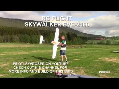 rc-flight-skywalker-eve-2000-dual-motor-fpv-plane-maiden-flight-nittedal-norway