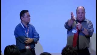 ירין קימור: הרצאה בסינגפור