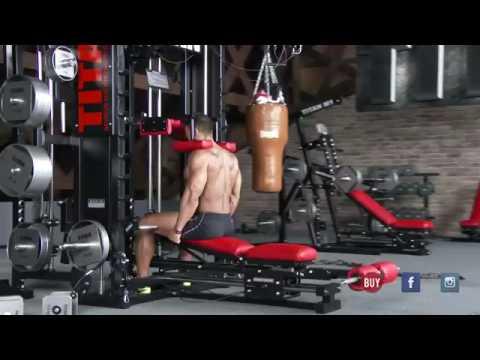 Exercise 155   Video of Sled Gripless Shrug on the TITAN T1 Xdescargaryoutube com