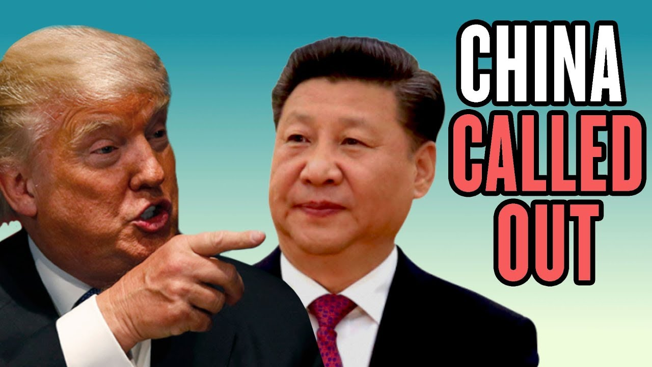 Trump Singles Out China in State of the Union Address   China News Headlines   China Uncensored thumbnail