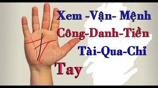 Những Dấu Vân Tay Giầu Sang Phú Quý