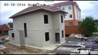 Строим дом за 10 минут