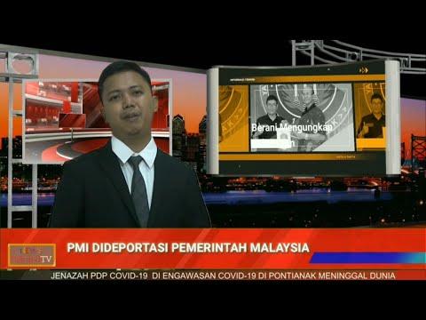 Video of Video : PMI Bermasalah Dideportasi dan Dihukum Cambuk Pemerintah Malaysia