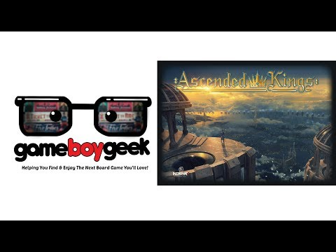 The Game Boy Geek Previews Ascended Kings