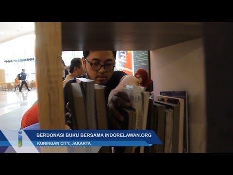 Berdonasi Buku Bersama Indorelawan.org