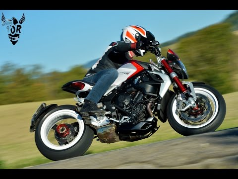 2015 MV Agusta Brutale 800 Dragster RR full review