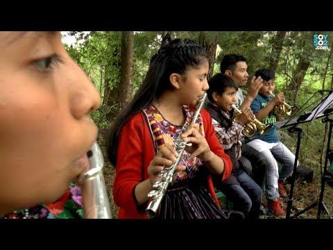La Orquesta que nació del sueño de un maestro
