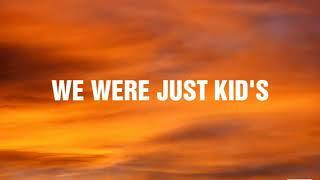 Clean bandit - we were just kid's ft Craig David & Kirsten Joy ( lyrics )