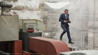 The Action of Spectre - Video - Spectre