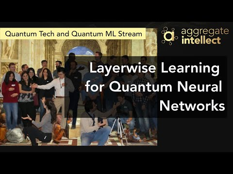 Layerwise Learning for Quantum Neural Networks