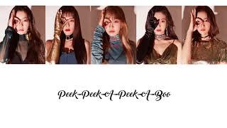 Gambar cover Red Velvet (레드벨벳) - Peek-A-Boo (피카부) Han | Rom | Eng