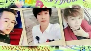 Happy birthday Tam Hổ 1-6-2012 ....1-6-2016