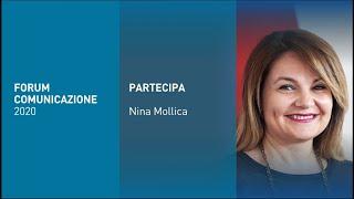 Youtube: Nina Mollica | FMA Hub | Il futuro della Event Industry | Forum Comunicazione 2020