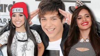 БЕККИ ГОМЕЗ, Austin Mahone Girlfriend Face-Off: Camila Cabello Vs. Becky G!!