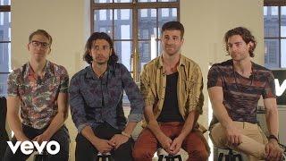 MAGIC! - MAGIC! - DSCVR Interview