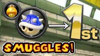 Mario Kart 8 Deluxe Item Smuggling 19