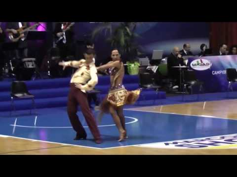 CAMPIONATI ITALIANI XP - PROFESSIONAL 2012 - Paso Doble