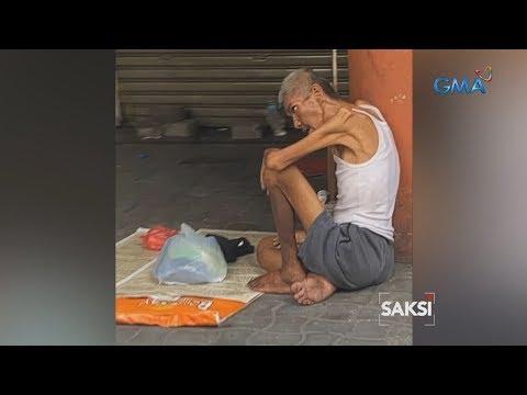 [GMA]  Saksi: Hiling ng lalaking natutulog sa bangketa, makasamang muli ang 3 niyang anak