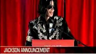 Michael Jackson | Conferencia: This Is It | Sub. Español