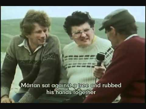 Monolingual Irish Speaker
