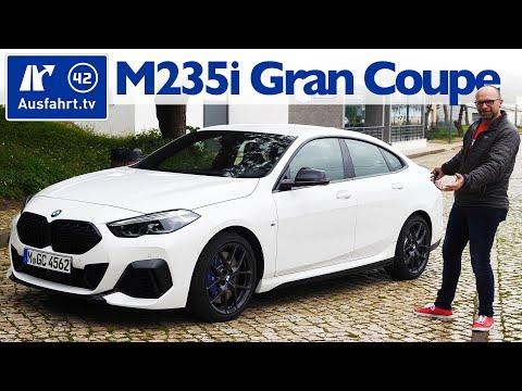 2020 BMW M235i xDrive Gran Coupé (F44) - Kaufberatung, Test deutsch, Review, Fahrbericht Ausfahrt.tv