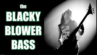 The BLOWER BASS of Voivod & Blacky - Fat Strings Friday Episode #3