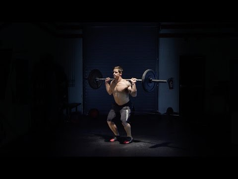 How to Do a Behind the Neck Split Jerk by Wodstar