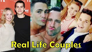 Download Video Real Life Couples of Teen Wolf MP3 3GP MP4
