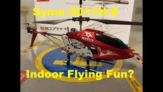 Mini RC Helicopter | Syma S107H-E | S107G | RC Fun Review
