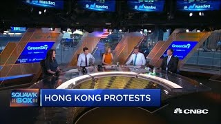 Chinese military will eventually break up Hong Kong protests, Hudson Institute's Robert Spalding
