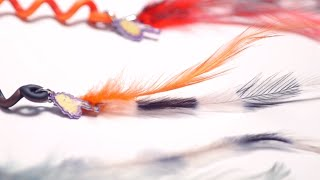 SpaghettiHeadz Feathers 3 pack