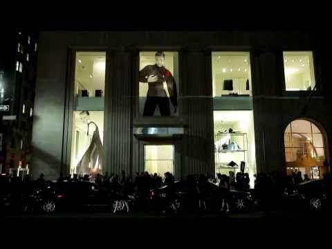 Calvin Klein Collection - Fashion's Night Out - презентация одежды Calvin Klein