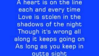 Alan Jackson Who's Cheatin' Who Lyrics