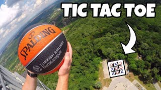 GIANT BASKETBALL TIC TAC TOE from 106m