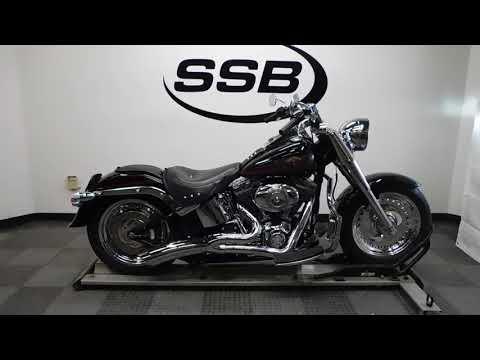 2007 Harley-Davidson Softail® Fat Boy® in Eden Prairie, Minnesota