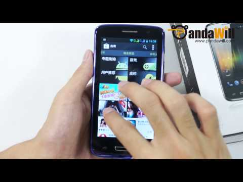 $90 Solid Hero V6888 Dual Core Android Phone with 4.7-inch IPS Screen, GPS and 3G- PandaWill.com