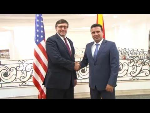 ΠΓΔΜ: Μπρα ντε φερ ΗΠΑ – Ρωσιας για την ψηφοφορία